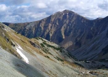 Volovec a Smutná dolina