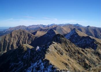 Pohled z Hrubé kopy k východu
