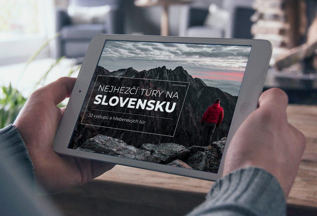 Nejhezčí túry na Slovensku EBOOK
