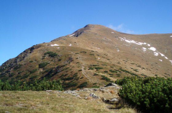 Baranec (2184,6 m.n.m.)