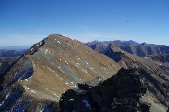 Hrubá kopa (2166,4 m.n.m.)